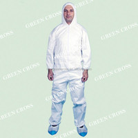 CrossGard 3000B Coverall Oil & Gas, Suitable for most applications