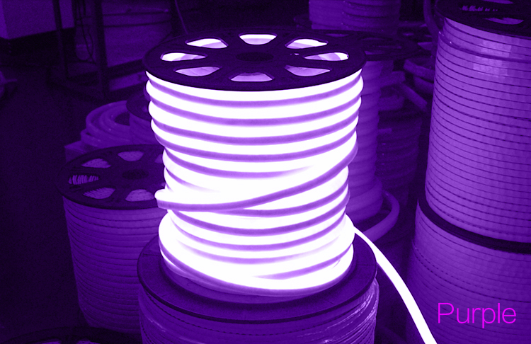 color changing led neon rope light led programmable rgb rope lighting. Black Bedroom Furniture Sets. Home Design Ideas