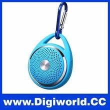 Wireless Mini Card Call Phone FM Radio Portable Bluetooth Speaker