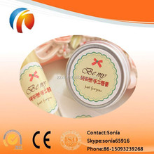 Aluminum Cream Jars with 38mm Diameter