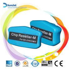 Toner chip resetter for Ricoh GC21
