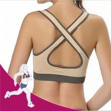 RUNN sports bra custom for yoga fitness running