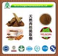 la fábrica del gmp suministro de hierba natural cinnamom polifenoles del polvo