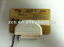 encrypted mobile credit card reader suitable for iphone ipods ipads and Android OS devices