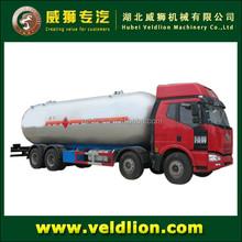 2 axles LPG tank, LPG tank truck for sale
