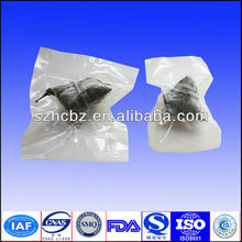 high quality laminated hdpe food plastic bags