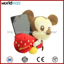 High quality Mickey and Minnie mouse plush toy MKN1041
