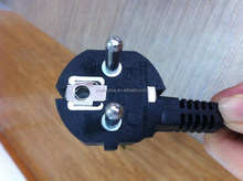 Wholesale SNI Approval 3 pin with earth 16A Indonesia power cord for tools
