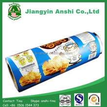 Popsicle wrappers laminated package rolls for frozen food