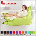 Impermeable cojín grande puf sofá muebles y sillones puff venta al por mayor