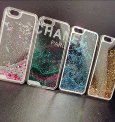 2015 New Fashion China Wholesalers Bling Shiny Cover Case for iphone 6