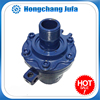 Male thread multi-port rotating union/hydraulic rotary coupling/steam rotary joint