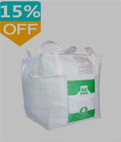 hot sale 100% raw material high quality best price pp woven 2 ton big bag