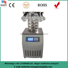Excellent quality mini freeze drying machine with CE certificate