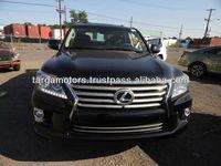 2014 LEXUS LX570 AWD (LHD)