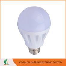 China Manufacturer CE,RoHS 3w 5w 7w 9w bulb led light