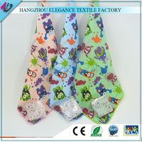Festival Day gift square compressed cleaning washing towels/wholesales cheap magic cartoon velvet hand towels for kids