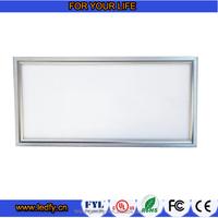 Emergnecy back up glass led panel light