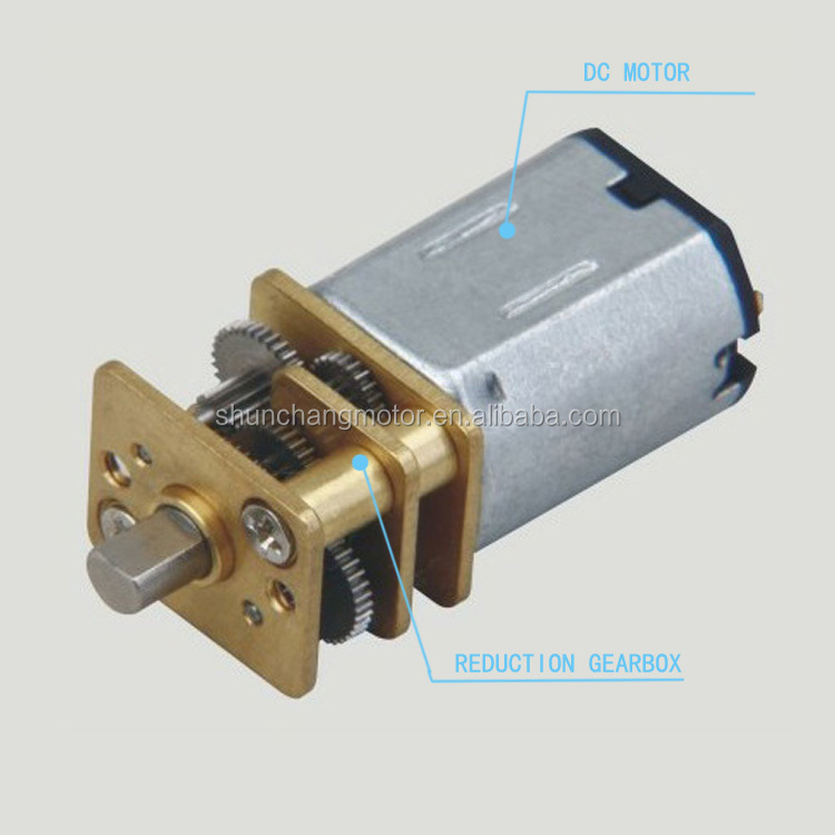 Threaded Rod Small Electric Motor Low Rpm View Small
