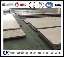 Scotch Brite 321 stainless steel coil/conveyor belt plate