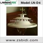 Novo Design de biogás luz