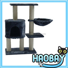 top quality Cat Tree From Factory Directly wooden cat tree