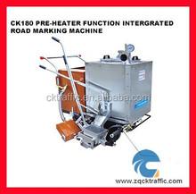 Pre-heater Function Intergrated Road Marking Machine : CK180