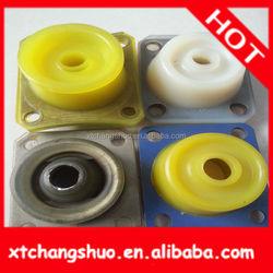 Rubber and PU Material custom engine mounts rubber bushing\rubber engine mount\mazda 2 engine mount\parts mitsubishi triton