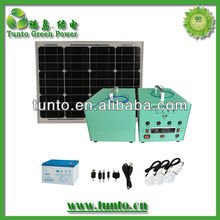 Competitive Price 25W Portable China Solar System For Sale