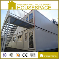 Fast Build Easy Assembly shipping container house for rent