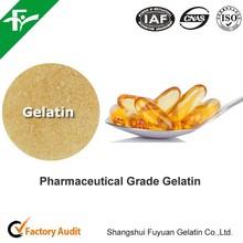 Pharmaceutical Grade Gelatin For Soft Capsules