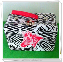 eco friendly packaging lunch box tin container with handle with lids
