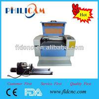 China hot mini vertical laser cnc milling machine 6040 for sale