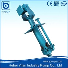 mechanical seals vertical centrifugal slurry Pump in Water treatment Industry