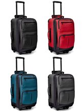 "24"" trolley/colorful used luggage for sale"