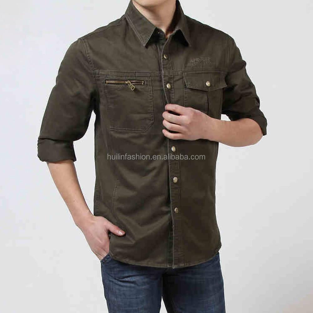 2015 Latest Custom Made Shirts For Men