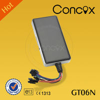 Special design Quad-band Concox GT06N Over-speed alert gps car tracker