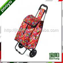 leisure supermarket shopping cart/bag alibaba china pack cooler bags