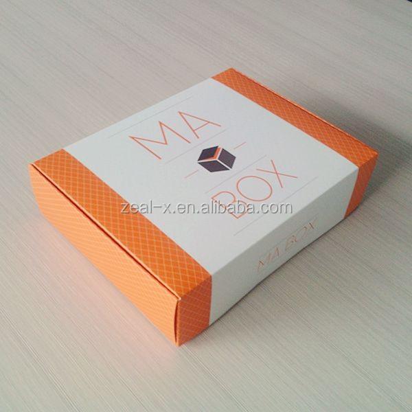 grand pas cher boîte à chaussures en carton pour vente-caisses d