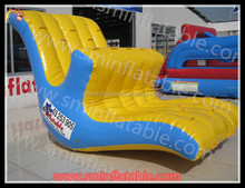 Fashion lake inflatables,inflatable seasaw on water