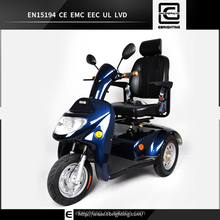 electric tricycle for disabled three wheel scooter with roof