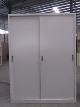 Office filing cabinet small metal cabinet sliding door locker