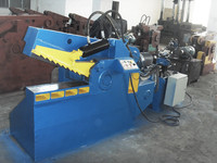 HW-160 Heavy Duty Machine Hydraulic press rubber cutting machines Scrap Metal Recycling Equipment from China Supplier