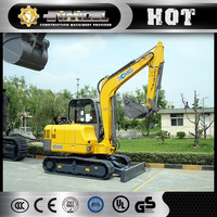 XCMG MINI Crawler widly used excavator for sale canada excavation machine