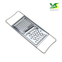 3 in 1 Stainless steel kitchen grater