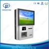 interactive whiteboard cash acceptor/ dispenser payment kiosk