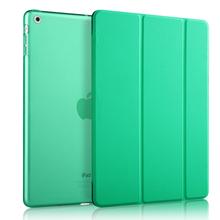 for ipad air heavy duty case super slim folio leather case for ipad air case
