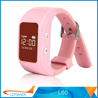 Hot selling gps child locator watch with high quality