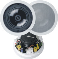 "Background sound, 40W, 6.5"" 2-way, with crossover, Ceiling speaker."