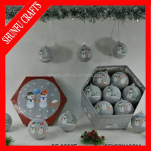 Low cost high quality christmas ornament making